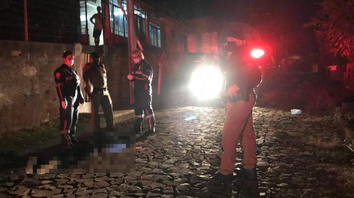 Homem é morto a tiros no Bairro São João, em Pato Branco