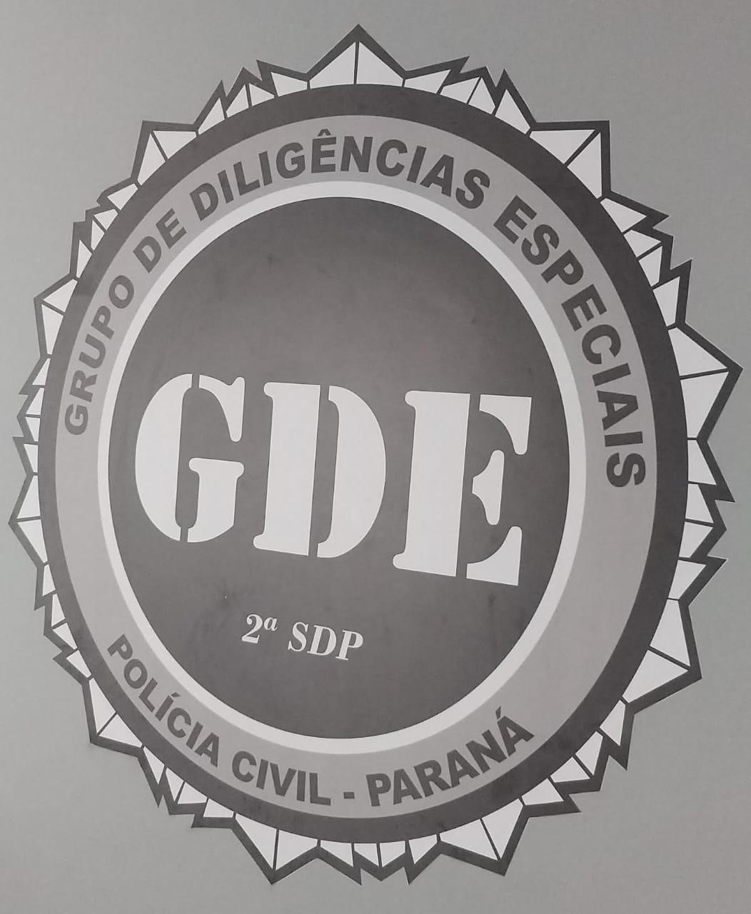GDE de Laranjeiras do Sul prende duas pessoas em Quedas do Iguaçu