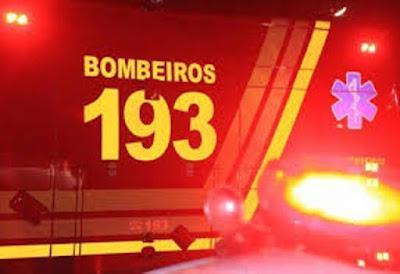 Senhora de 74 anos é atropelada no centro de Laranjeiras do Sul