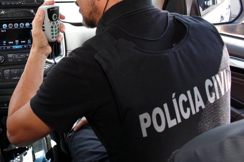 Adolescente que era transferido para Laranjeiras do Sul foge de viatura, porém é recapturado em seguida