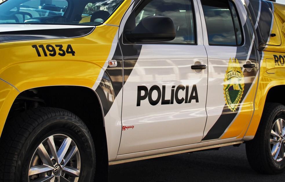 Homem é morto por filha depois de pedir para família sair de parque em Imbituva