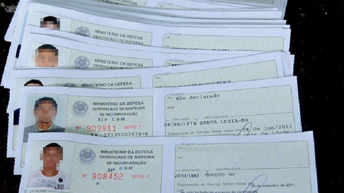 Jovens alistados em 2020 devem imprimir certificado de dispensa de incorporação no site do Exército