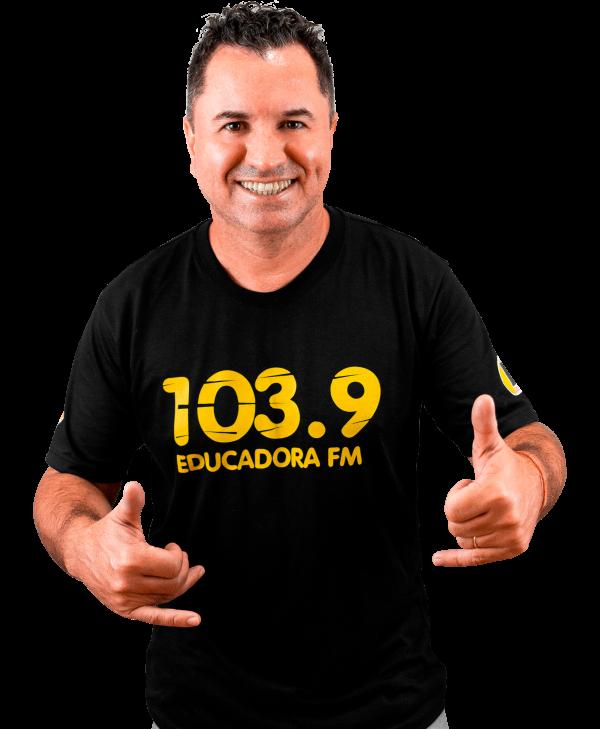 DJ Luidy - Equipe Rádio Educadora