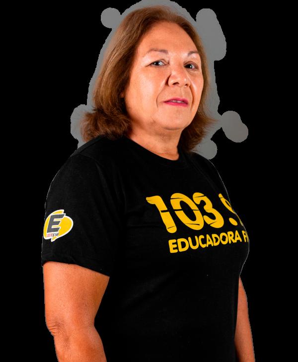 Sueli Faustino - Equipe Rádio Educadora