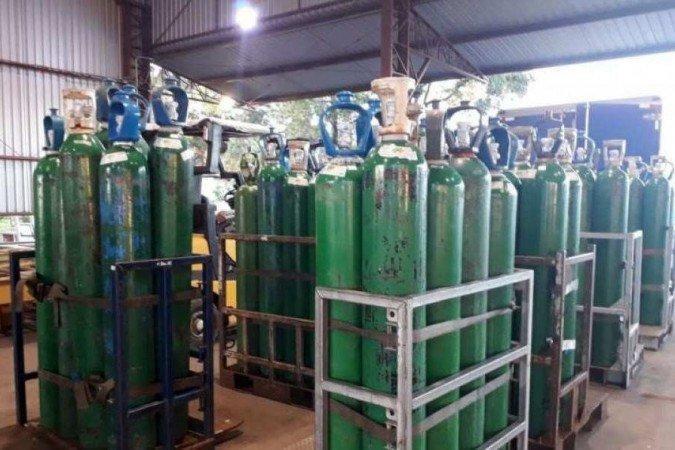 Secretaria de Saúde de Laranjeiras do Sul pede que população doe ou empreste cilindros de oxigênio