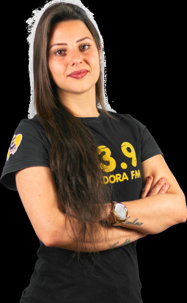 Veridiane Pigatto - Equipe Rádio Educadora