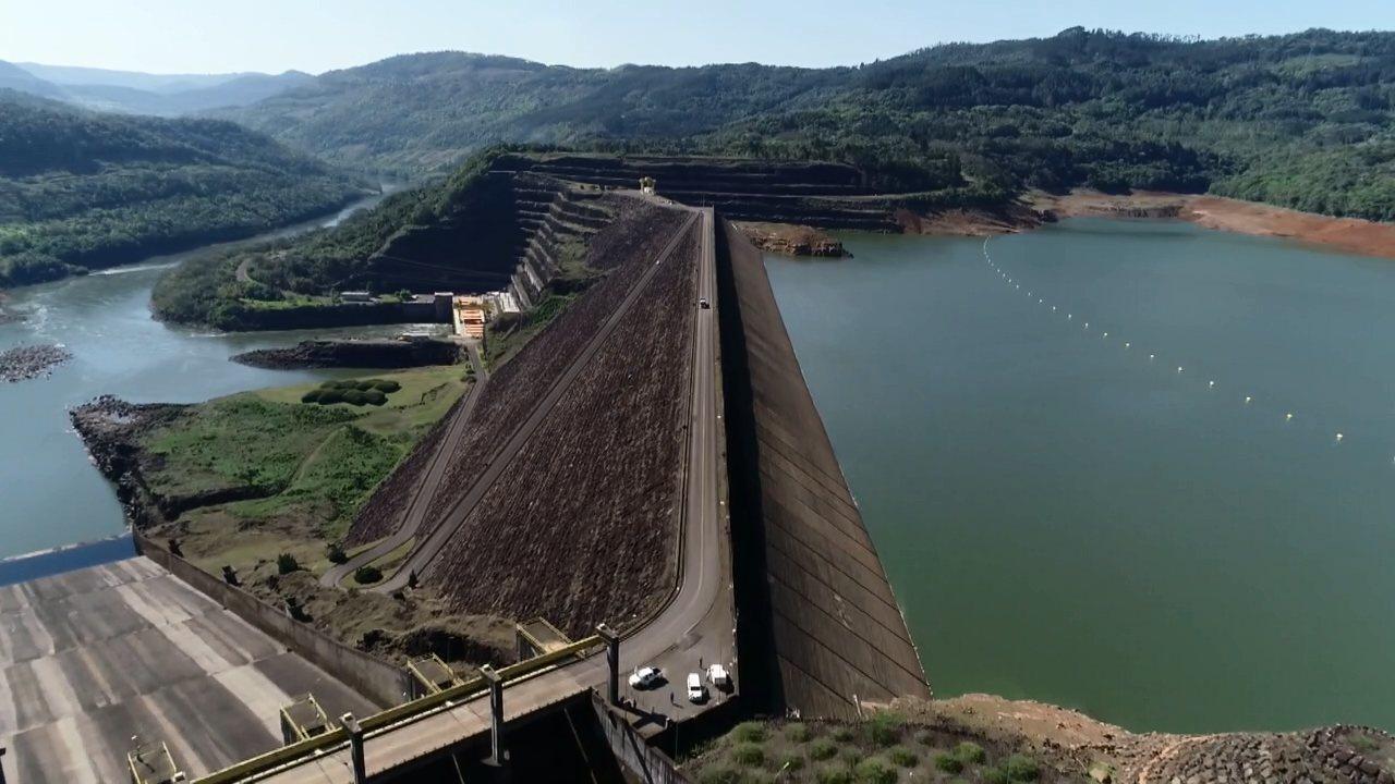 Copel conclui reforma em usina hidrelétrica de Foz do Areia em Pinhão