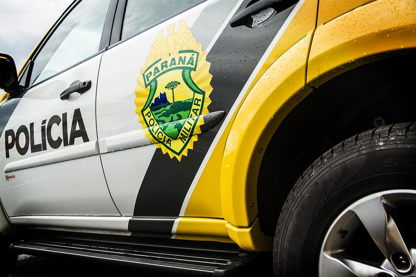 Onibus de turismo sofre tentativa de assalto na BR 277 em Cantagalo