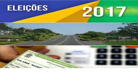 Justiça eleitoral protocola registros de chapas que concorrerão à Eleição Suplementar em Nova Laranjeiras